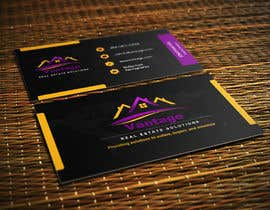 #25 para Design some Business Cards for Real Estate Company por mahiweb123