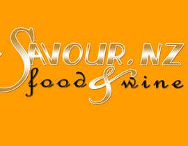#14 para Logo and Banner for Savour.nz por indunil29