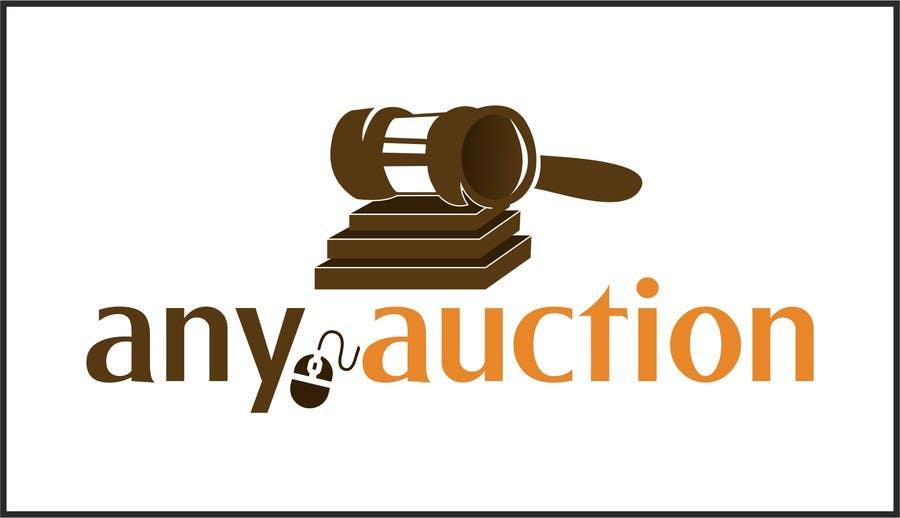 Proposition n°                                        65                                      du concours                                         Design a logo for an online auction website