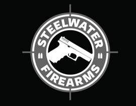 #14 para Logo Design for retail firearms and firearms training store por SiNR
