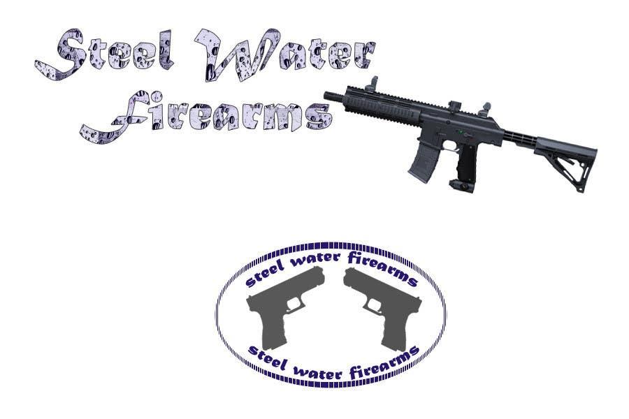 Конкурсная заявка №                                        4                                      для                                         Logo Design for retail firearms and firearms training store