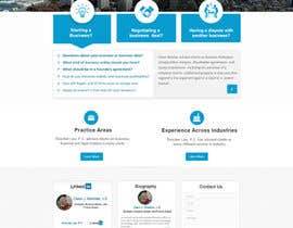 #2 cho Design a Website Mockup for a micro business bởi SadunKodagoda