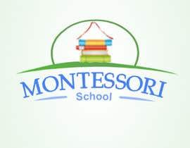 Nro 22 kilpailuun Design a Logo for Montessori Schools käyttäjältä deepasreeba