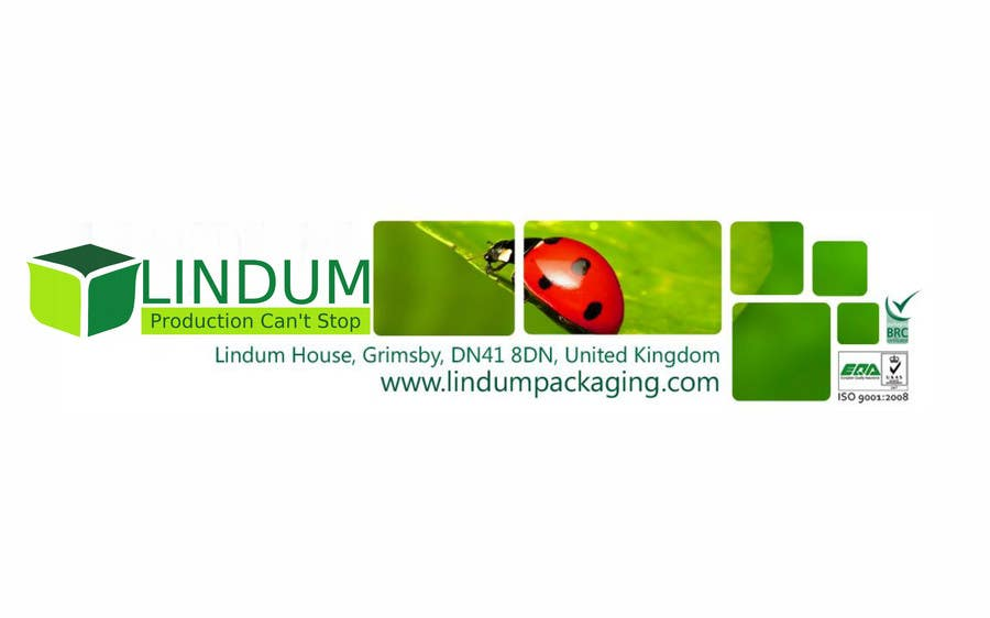 Konkurrenceindlæg #170 for Come up with a new brand image for Lindum Packaging
