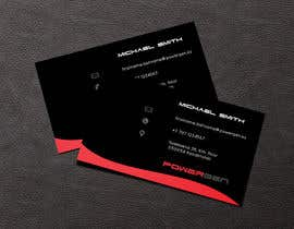 #44 untuk Design Business Card and some Stationery for PowerGen oleh SenhoraR