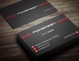 #45 cho Design Business Card and some Stationery for PowerGen bởi Fgny85