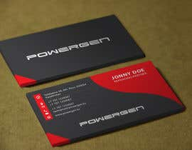 #42 untuk Design Business Card and some Stationery for PowerGen oleh sixthsensebd