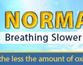 #18 for Design a Banner for Website NormalBreathing.com af vanillasky