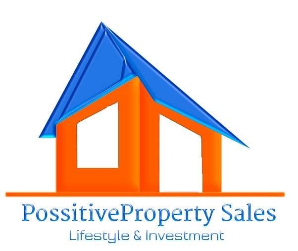 Konkurrenceindlæg #                                        77                                      for                                         Design a Logo for Positive Property Sales (positivepropertysales.com)