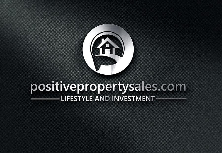Proposition n°                                        74                                      du concours                                         Design a Logo for Positive Property Sales (positivepropertysales.com)