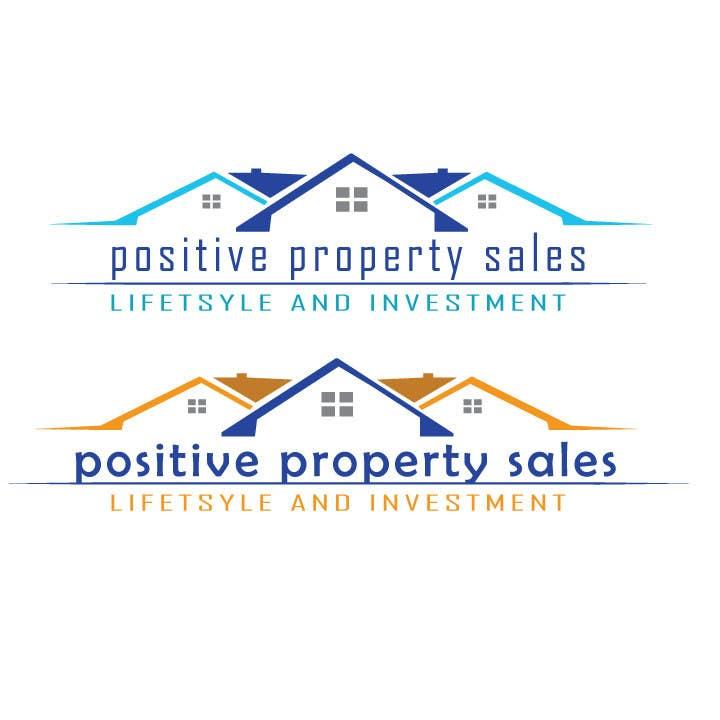 Konkurrenceindlæg #                                        68                                      for                                         Design a Logo for Positive Property Sales (positivepropertysales.com)