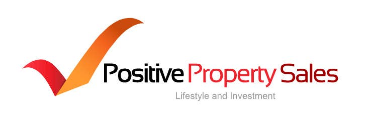 Konkurrenceindlæg #86 for Design a Logo for Positive Property Sales (positivepropertysales.com)