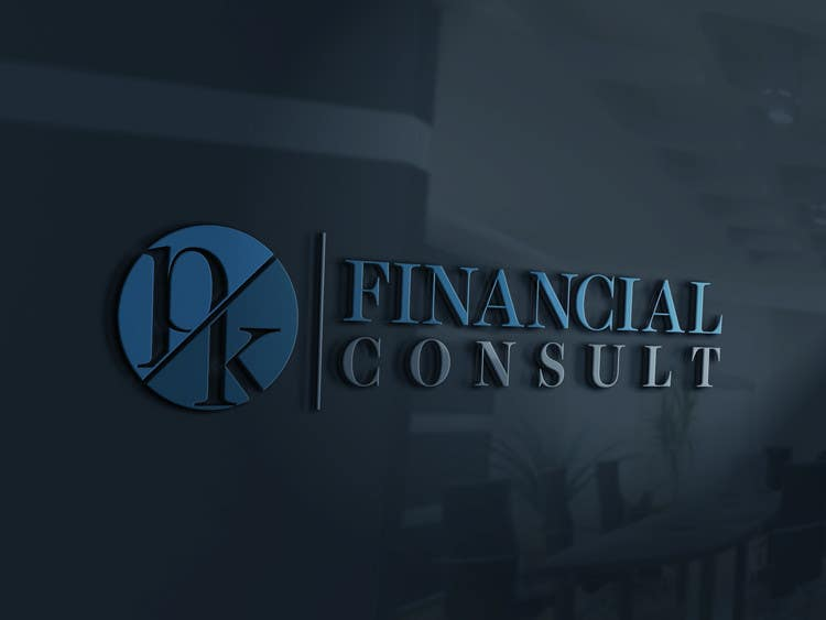 """Contest Entry #51 for Design Logo and Business Cards for """"PK Financial Consult"""""""