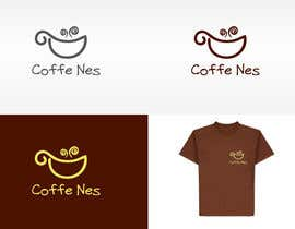 #133 for Design a logo for a Coffebar af illidansw