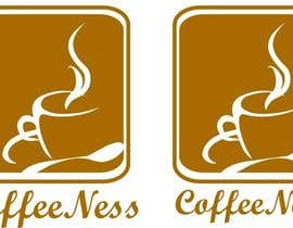 #72 for Design a logo for a Coffebar by djohnna
