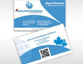 #26 for Design some Business Cards for Panamerican Loans by holecreative