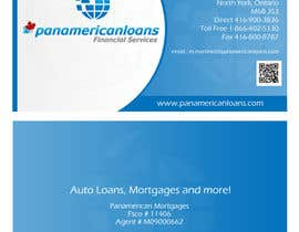 #25 untuk Design some Business Cards for Panamerican Loans oleh leadvisit
