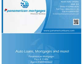 nº 59 pour Design some Business Cards for Panamerican Loans par leadvisit