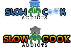 "#43 para Design a Logo for ""Slow Cook Addicts"" por carriejeziorny"