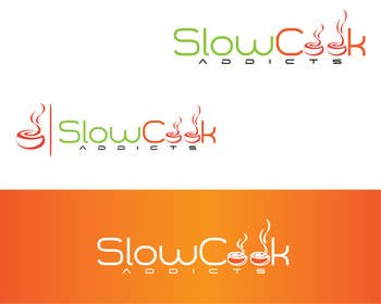 "#4 untuk Design a Logo for ""Slow Cook Addicts"" oleh eagledesignss"