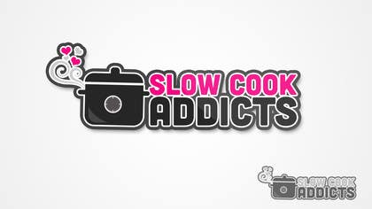 "#39 untuk Design a Logo for ""Slow Cook Addicts"" oleh picitimici"
