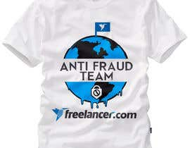 #30 for Design a T-Shirt for Freelancer.com's Anti Fraud Team af nyomandavid