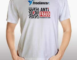 #47 cho Design a T-Shirt for Freelancer.com's Anti Fraud Team bởi sidra24