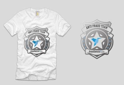 #35 for Design a T-Shirt for Freelancer.com's Anti Fraud Team af ezaz09