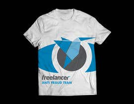 #54 for Design a T-Shirt for Freelancer.com's Anti Fraud Team af patlau