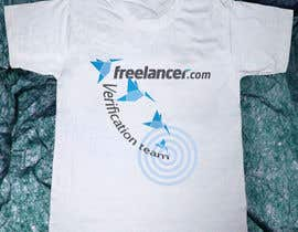 #3 for Design a T-Shirt for Freelancer.com's Verifications Team af bettypremi