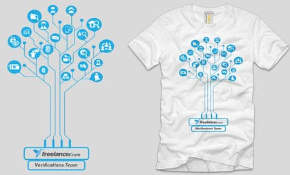 #10 cho Design a T-Shirt for Freelancer.com's Verifications Team bởi ezaz09