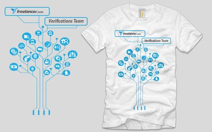 #26 cho Design a T-Shirt for Freelancer.com's Verifications Team bởi ezaz09