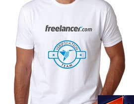 #29 for Design a T-Shirt for Freelancer.com's Verifications Team af freshstyla