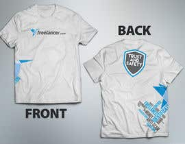#60 untuk Design a T-Shirt for Freelancer.com's Trust and Safety Team oleh domingogf