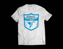 Nro 56 kilpailuun Design a T-Shirt for Freelancer.com's Trust and Safety Team käyttäjältä patlau