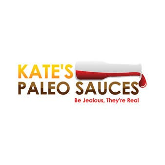 Penyertaan Peraduan #92 untuk Design a Logo for Kate's Paleo Sauces