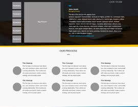 karanjapaul60 tarafından Design a Website Mockup for Irish Media Agency için no 24