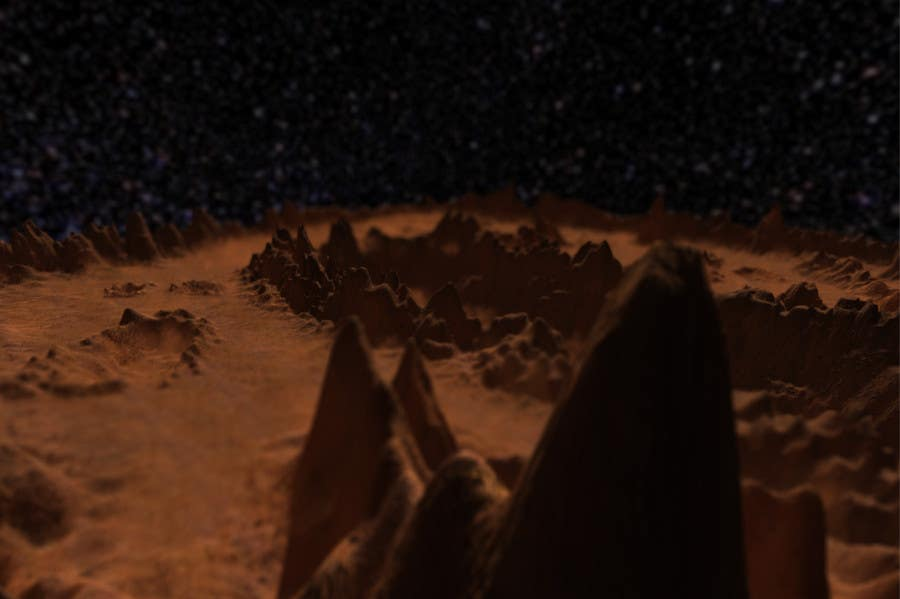 Contest Entry #                                        2                                      for                                         Create A Mars Scene in Unity 3D or Unreal Engine 4
