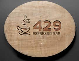 #23 untuk Name a cafe and design a logo around '428' oleh Skylords
