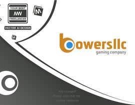 Nro 4 kilpailuun Design a Logo for BowersLLC käyttäjältä MarinaWeb