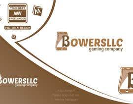 Nro 19 kilpailuun Design a Logo for BowersLLC käyttäjältä MarinaWeb