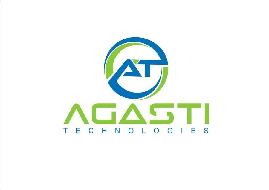 Konkurrenceindlæg #                                        64                                      for                                         Design a Logo for Agasti Technologies
