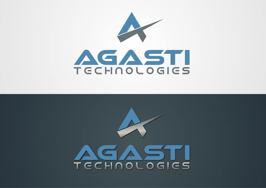 Konkurrenceindlæg #                                        70                                      for                                         Design a Logo for Agasti Technologies