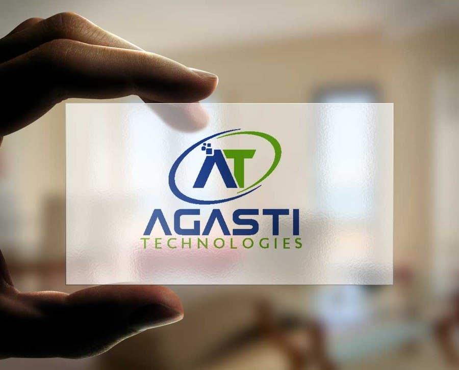 Konkurrenceindlæg #                                        29                                      for                                         Design a Logo for Agasti Technologies