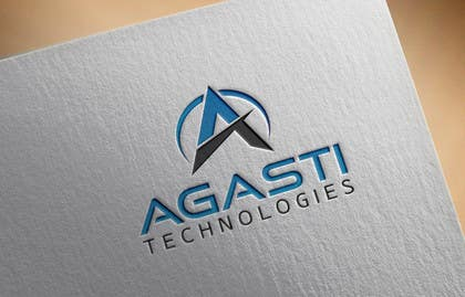 #69 for Design a Logo for Agasti Technologies af feroznadeem01