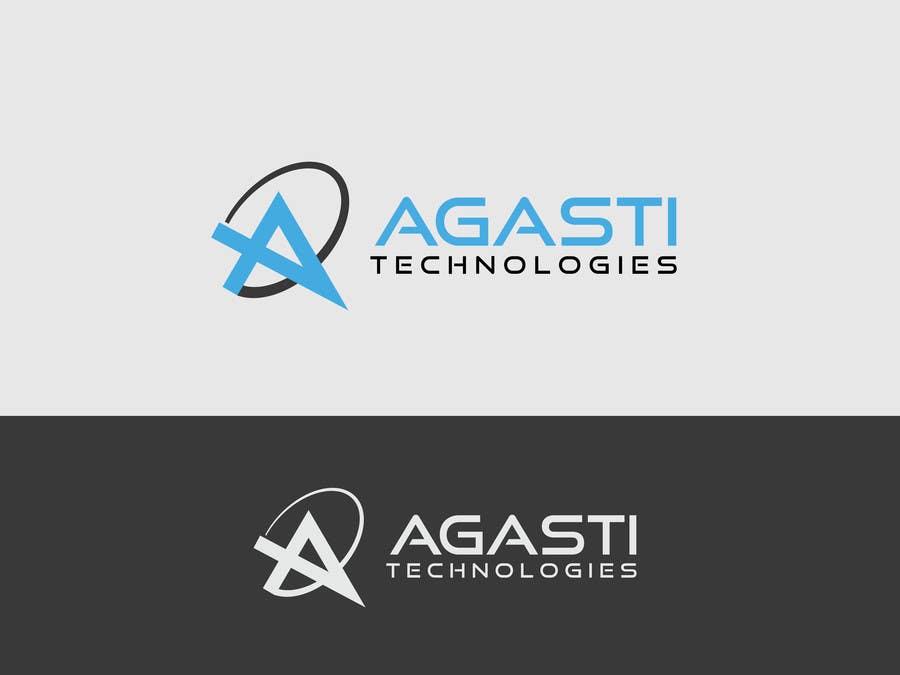 Konkurrenceindlæg #32 for Design a Logo for Agasti Technologies