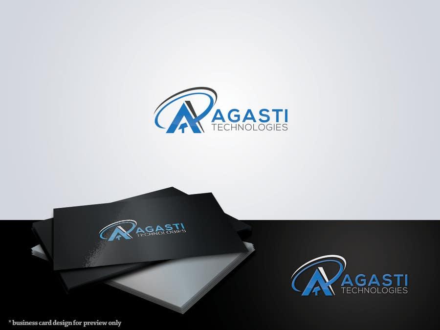 Konkurrenceindlæg #                                        6                                      for                                         Design a Logo for Agasti Technologies