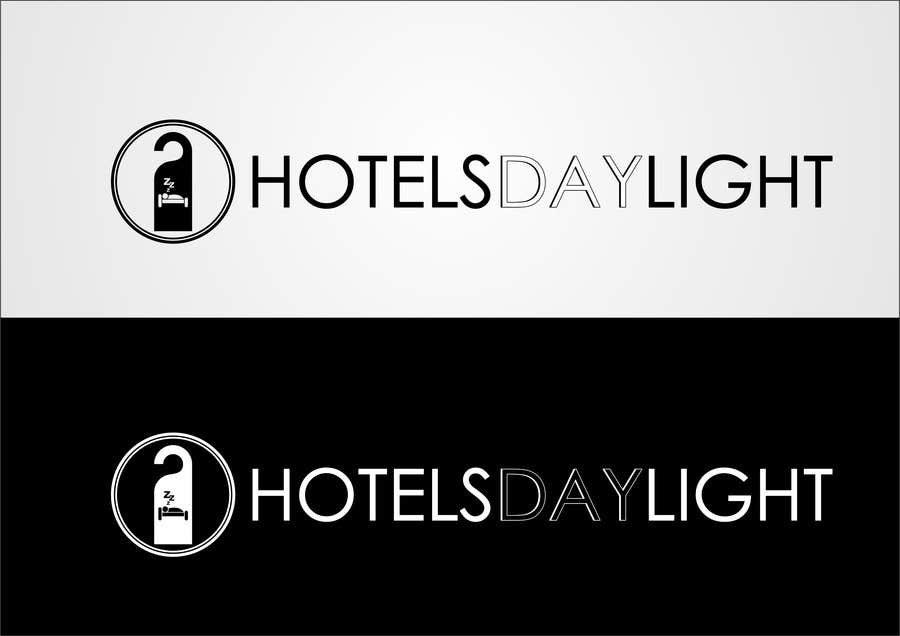 Contest Entry #                                        4                                      for                                         hotelsdaylight logo
