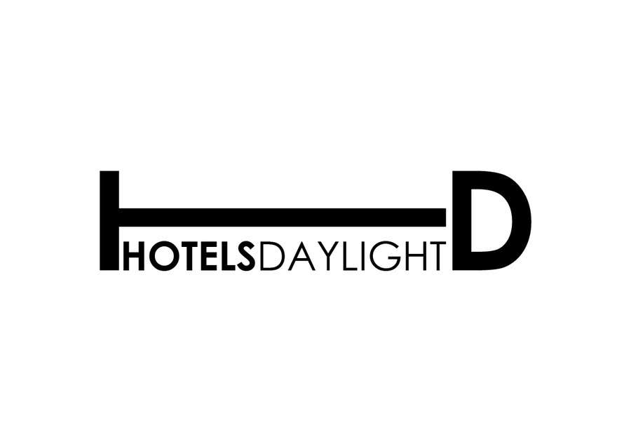 Contest Entry #                                        12                                      for                                         hotelsdaylight logo