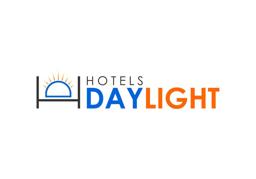 Contest Entry #                                        37                                      for                                         hotelsdaylight logo